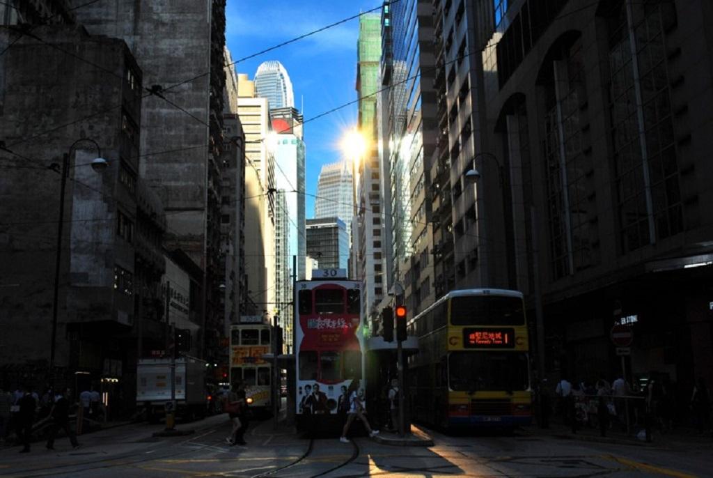 Hong Kong e l'arte del feng shui