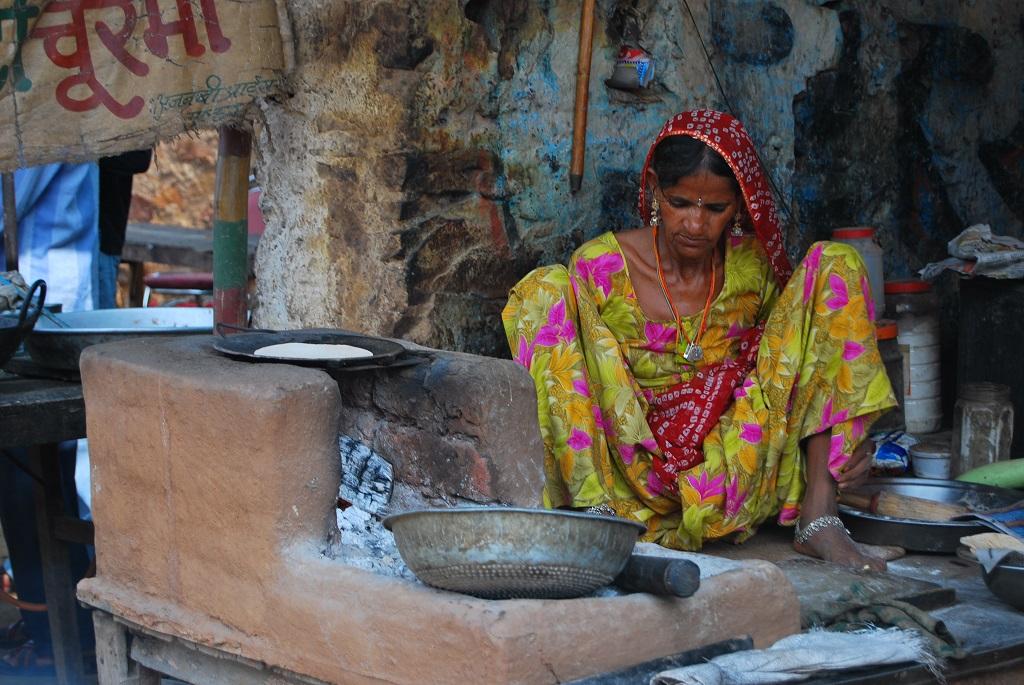 India | Jaipur a colori
