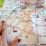 mappa Parigi