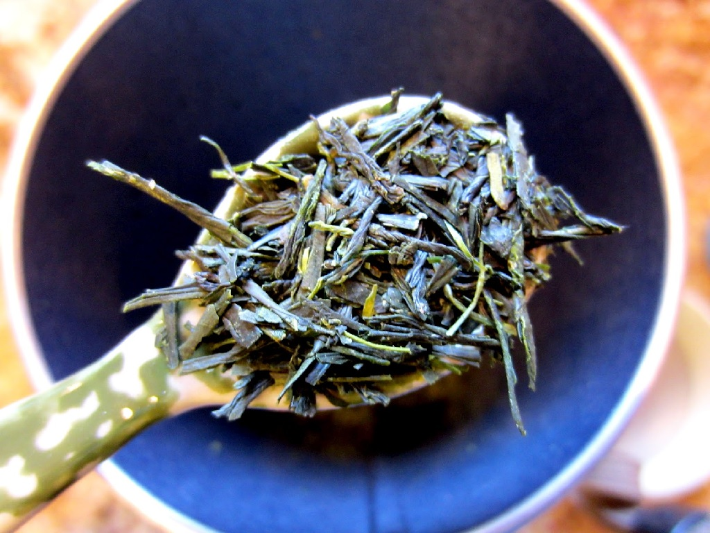 Tè pregiati dal Giappone: gyokuro