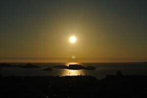 tramonto marsiglia