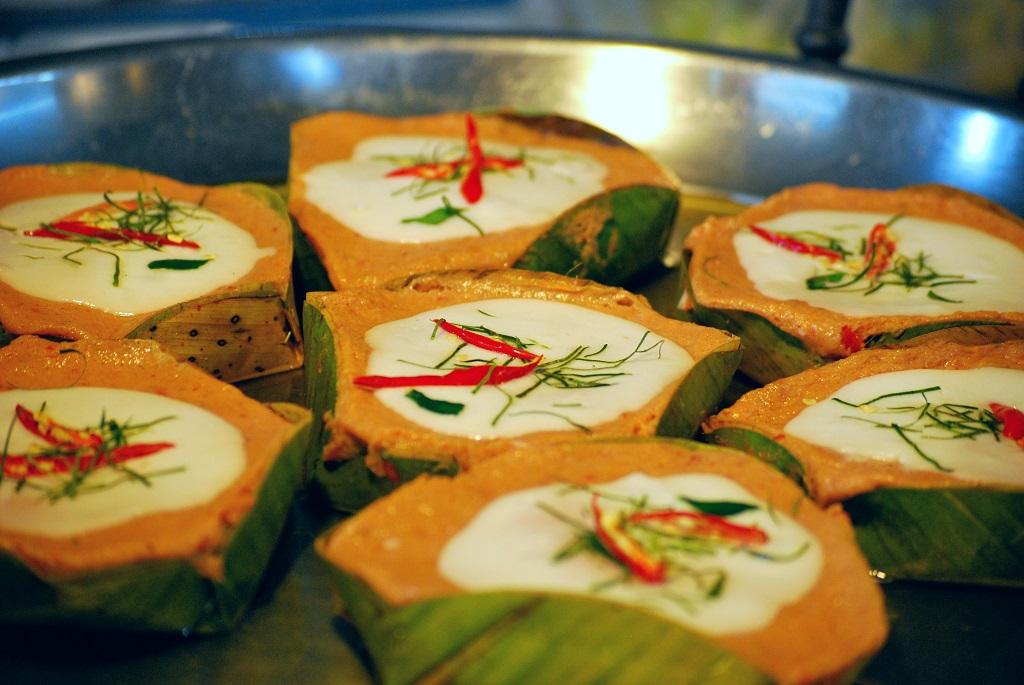 Thailandia in un soufflè di pesce: Hor Mok in my mind