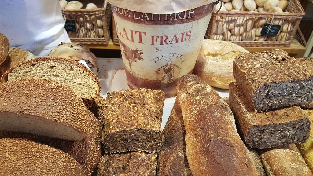 Ficini Torino | Che ne sai tu di un germe di grano?
