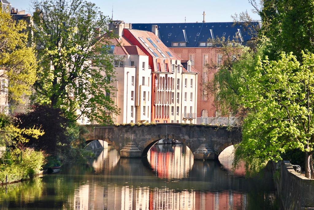 Centre Pompidou e onirica bellezza a Metz